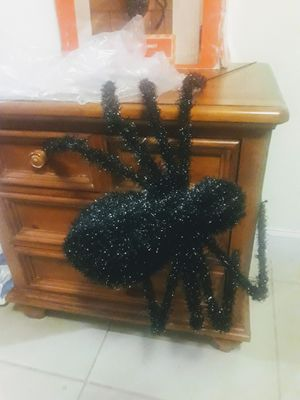 Halloween light up spider for Sale in Pompano Beach, FL