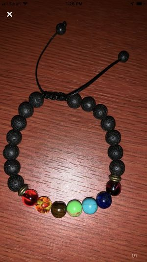 Brand new chakra 7 Bracelet for Anxiety and stress away for Sale in Alexandria, LA
