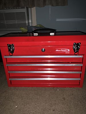 Blue point Tool Box for Sale in Trenton, NJ