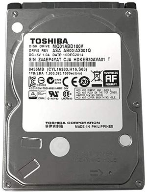 1TB TOSHIBA HDD for Sale in Charleston, SC