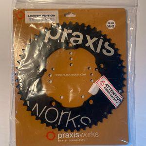 Praxis Works 54/42 Chain Ring Set Tt 130 BCD for Sale in Largo, FL