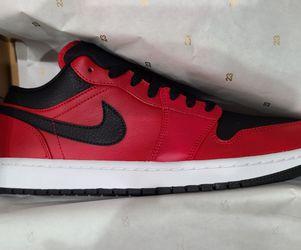 Jordan Low 1 Size 10.5 Adult New for Sale in Murrieta,  CA