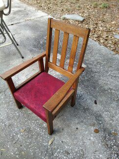 Child's Stickley Style Mission Chair for Sale in Largo, FL