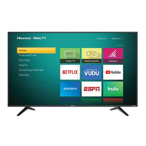 "Hisense 65"" Class 4K Ultra HD (2160P) HDR Roku Smart LED TV for Sale in Fresno, CA"