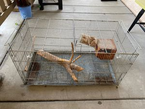 Large bird cage for Sale in San Jacinto, CA