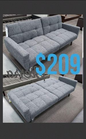 Sofa bed sleeper couch futon for Sale in Corona, CA