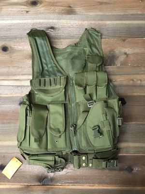 Outdoor Hunting, Fishing, Hiking Vest for Sale in Kelso, WA