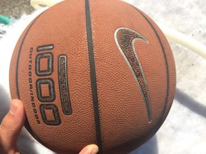 Perfect condition Nike basketball for Sale in Beaverton, OR