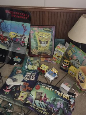 All spongbob for Sale in Southaven, MS