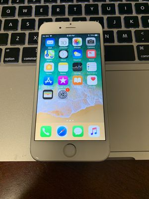 iPhone 6s Plus T-Mobile. No scratches cracks or anything, good condition, for sale $200 for Sale in Everett, WA