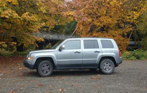 2014 Jeep Patriot Sport Manual 5 speed for Sale in Renton, WA