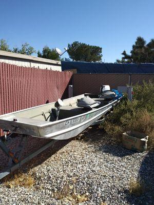 1993 Landau fishing boat for Sale in Phelan, CA