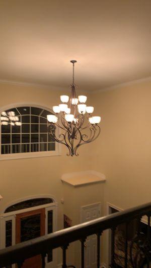 Grand Foyer chandelier for Sale in Stafford, VA