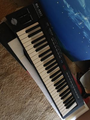 MK- 4902 keyboard for computer music for Sale in Los Angeles, CA
