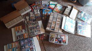 Lot of baseball basketball football pokemon X-men Jackie robinson superbowl for Sale in Bridgeville, PA