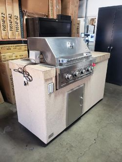 BBQ Island With Swiss Grill for Sale in Irvine,  CA
