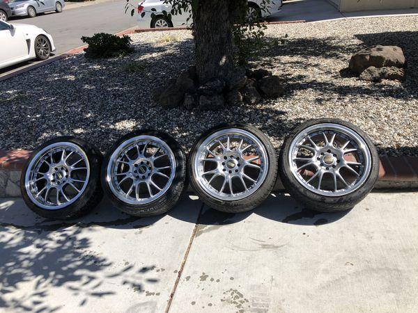 BBS Rim & Tires