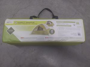 Winzel expel insect armor 3 person tent for Sale in Tacoma, WA