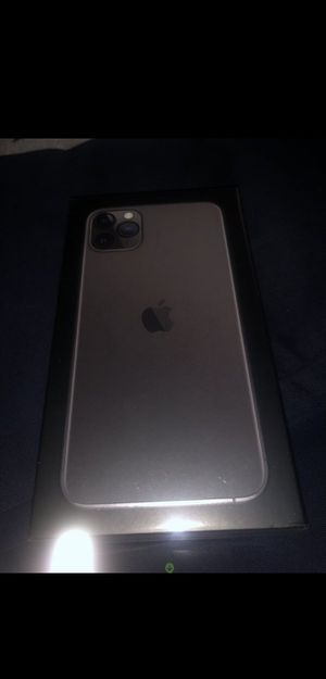 iPhone 11pro max for Sale in Washington, DC