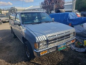 1992 Nissan Pickup 2-WD 4 Cylinder 5 Speed for Sale in Vancouver, WA