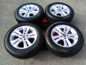 Hyundai - Sonata / 4Dr Sedan / 2011 To 2015 / Wheels & Tires 16inch $575 for Sale in MARTINS ADD, MD