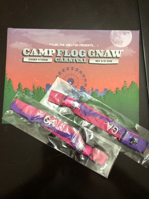 Camp flog gnaw tickets for Sale in San Jose, CA