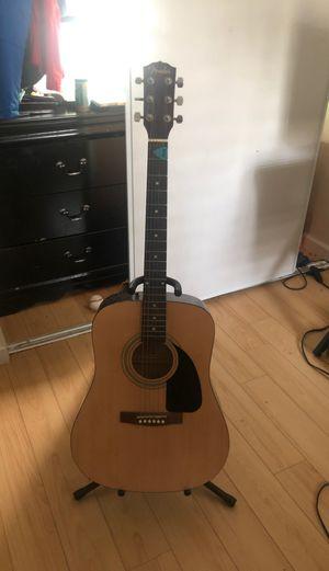 Fender FA-100 acoustic guitar for Sale in Del Sur, CA