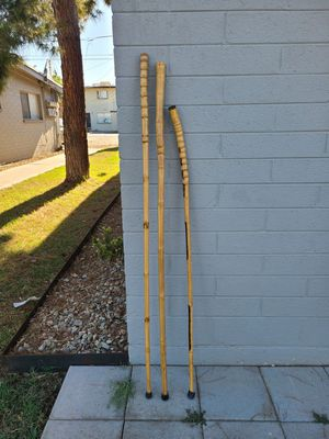 Homemade bamboo walking stick for Sale in Tempe, AZ