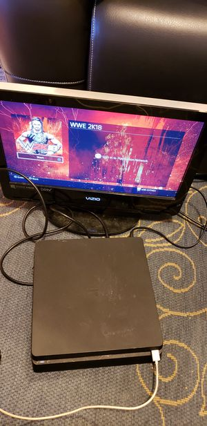 Playstation 4 Slim Sony AW-CB262 for Sale in Washington, DC