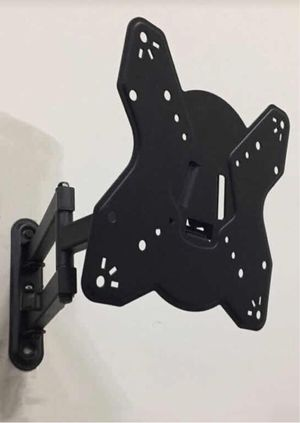 New in box universal 17 to 42 inch swivel full motion tv television computer monitor wall mount bracket stand for Sale in Los Angeles, CA