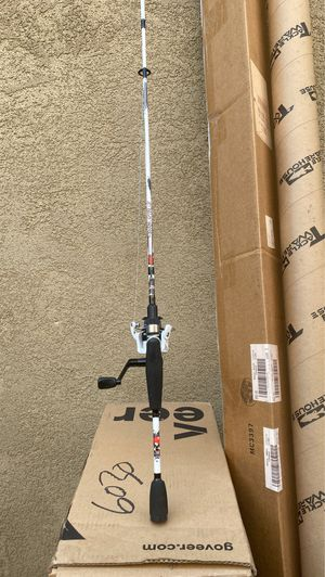 Abu Garcia Ike fishing rod combo brand new never used for Sale in Orange, CA
