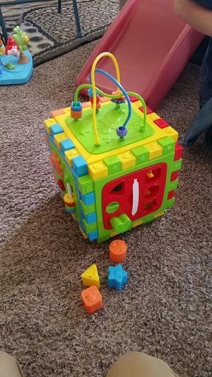 Activity Cube Toy for Sale in Amarillo, TX
