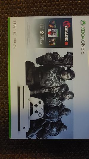 XBOX ONE S for Sale in Portland, OR