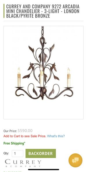 Chandelier for Sale in Hingham, MA