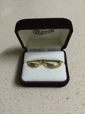 2 Wedding Rings for Sale in Nashville, TN