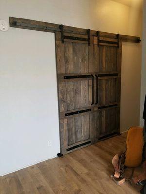 Sliding barn doors for Sale in Phoenix, AZ