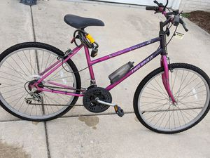 Women's Free Spirit Classic EP 15 speed bicycle. Commuter ready for Sale in Downers Grove, IL
