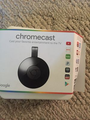 Chromecast for Sale in Ypsilanti, MI