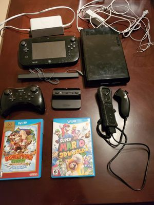 Nintendo Wii-U for Sale in Pompano Beach, FL