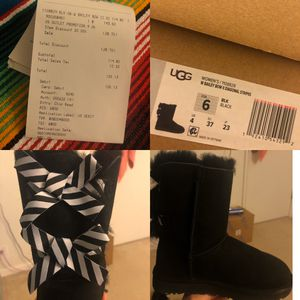 Brand new UGG boots! I can't return them because it's past the 30 day return policy... $95 for Sale in San Jose, CA
