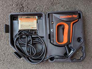 Electric staple gun. Like new! for Sale in Seattle, WA