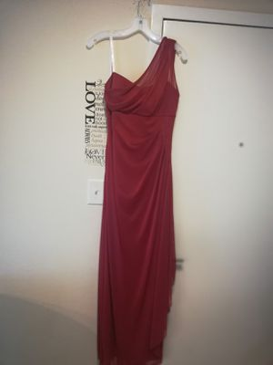 Apple Bridesmaids Dress Size 12 for Sale in Silver Spring, MD