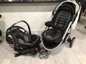 Graco Travel System stroller for Sale in Pompano Beach, FL