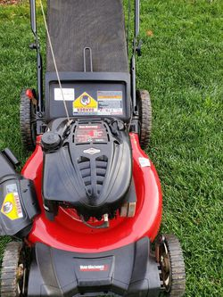 """Yard Machines 21"""" 3-N-1 Lawn Mower (not self propelled) for Sale in Fort Washington,  MD"""