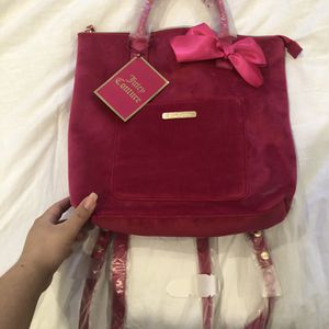 Juicy Couture, Pink Bag / Purse for Sale in Hollywood, FL