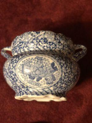Bombay Company Porcelain Flower Pot for Sale in Coral Springs, FL