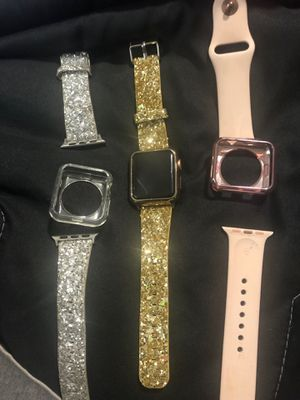 Rose Gold Apple Watch Series 3-38MM for Sale in North Las Vegas, NV