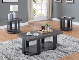 New 3pc. Coffee table Set for Sale in Austin, TX