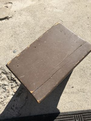 Small wood stool for Sale in Cerritos, CA