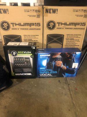 Full Dj System. for Sale in Vallejo, CA